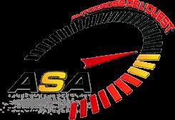 Logo auto cross de l'ouest