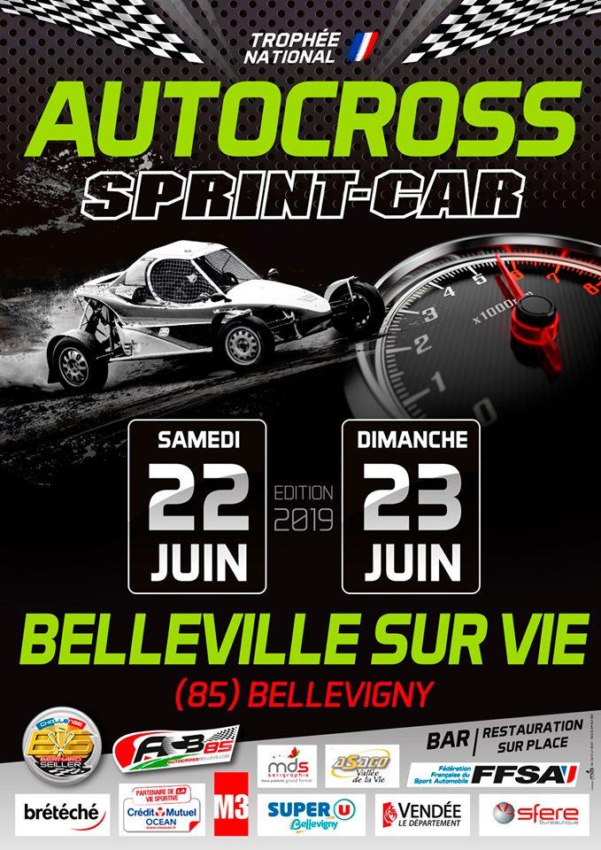 Calendrier Autocross Ouest 2020.Belleville Sur Vie Asa Auto Cross De L Ouest