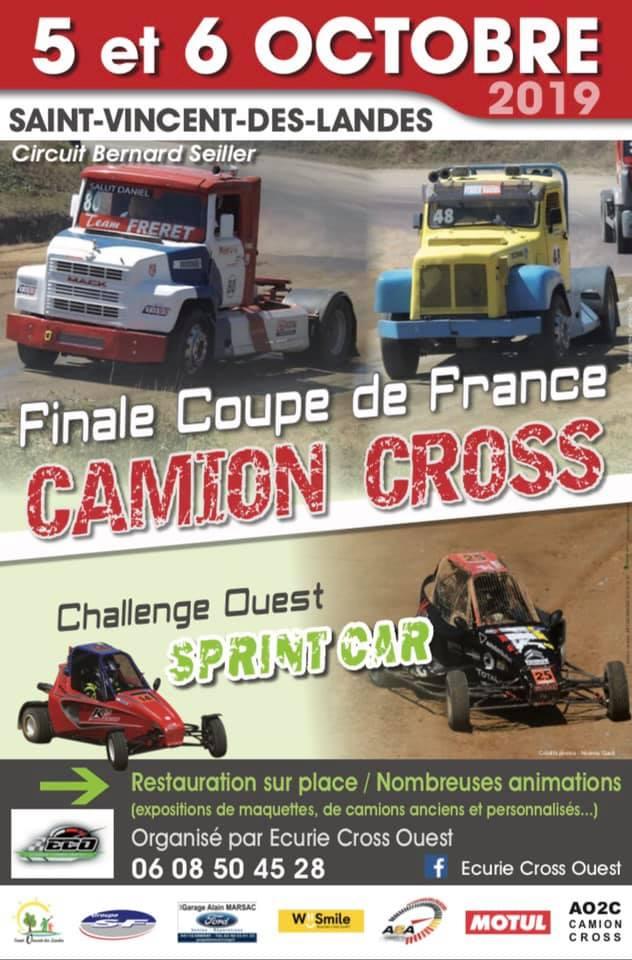 Calendrier Autocross Ouest 2020.Saint Vincent Des Landes Asa Auto Cross De L Ouest